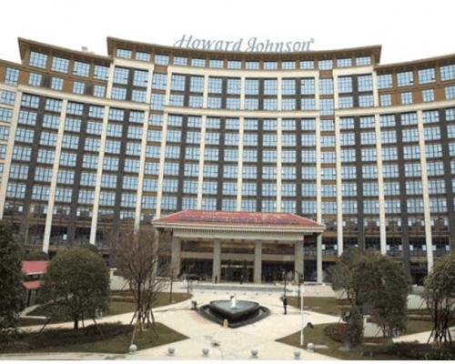 群升集团贵安新区国际人才公寓酒店