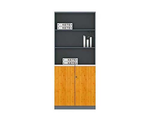竹木板式文件柜 H60-0611