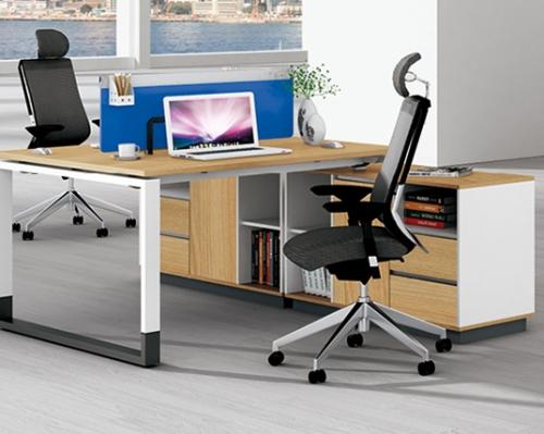 职员办公桌H90-0207
