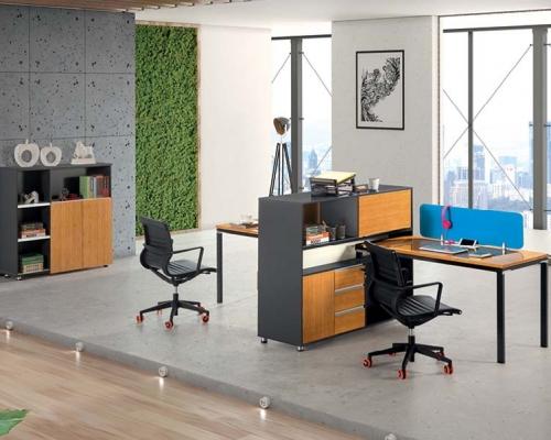 职员办公桌H60-0212