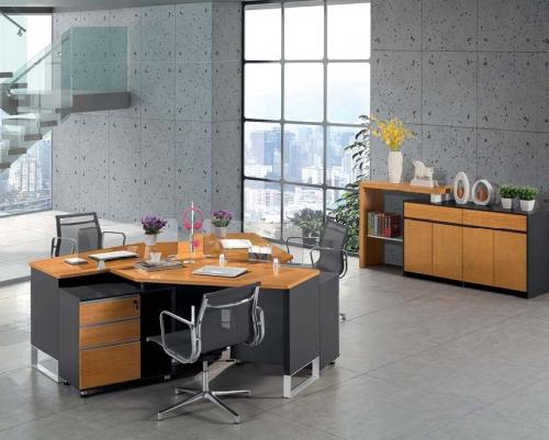 职员办公桌H60-0216