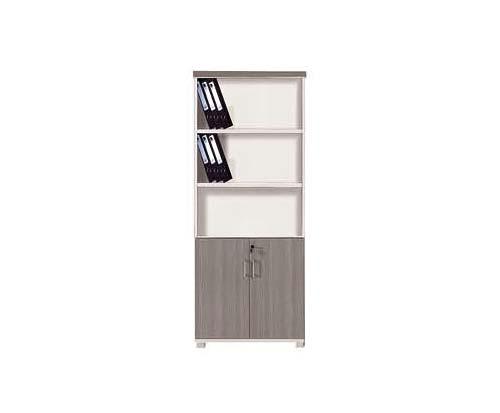 H70-0671(银松木)两门文件柜