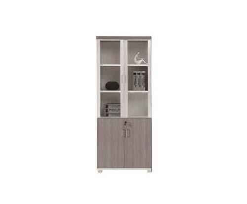H70-0672(银松木)两门文件柜