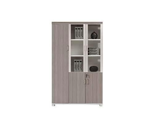H70-0673(银松木)三门文件柜