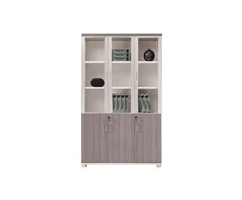 H70-0674(银松木)三门文件柜