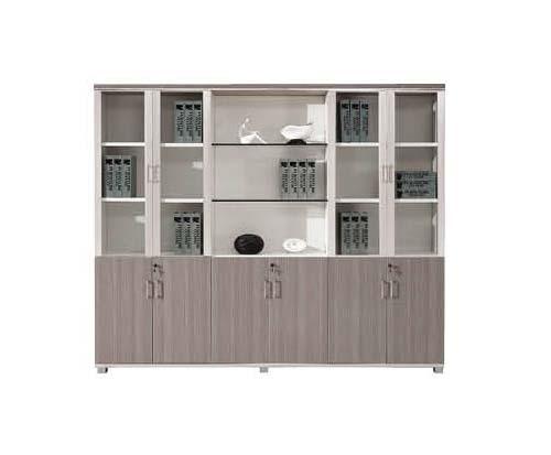 H70-0679(银松木)六门文件柜