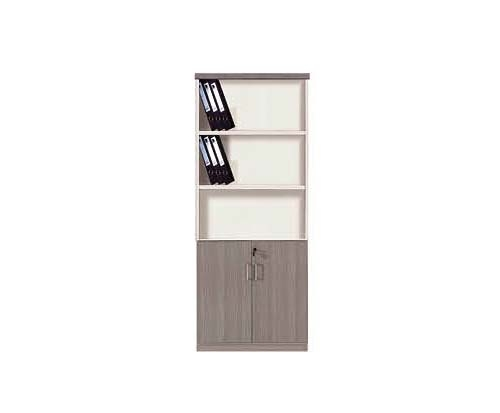 H70-0681(银松木)两门文件柜