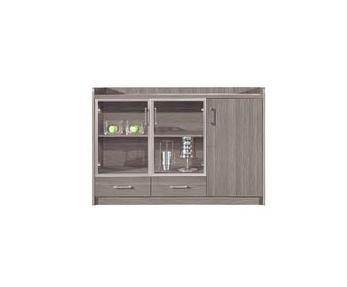 H70-0713(银松木)茶水柜