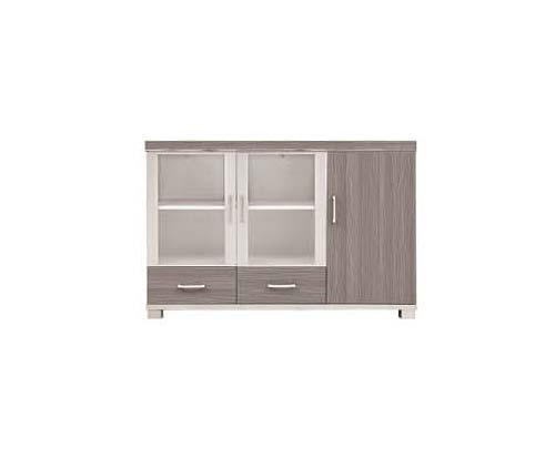 H70-0723(银松木)茶水柜