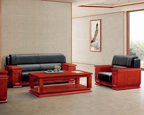 总裁台7号配套沙发